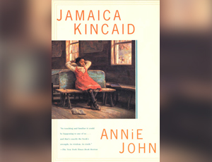 a summary of annie john by jamaica kincaid