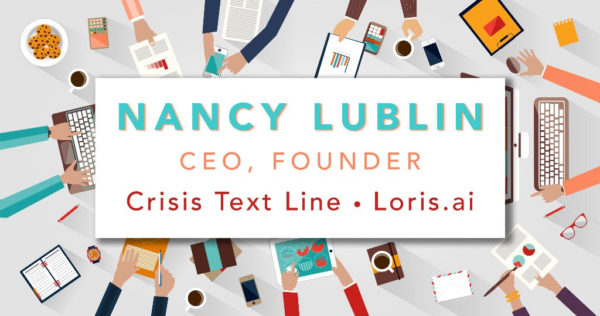 Can Big Data Improve your Workplace? Nancy Lublin thinks so